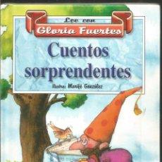 Libros de segunda mano: GLORIA FUERTES. CUENTOS SORPRENDENTES. SUSAETA. Lote 160469966