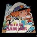 Libros de segunda mano: *LA ISLA DE LOS PÁJAROS AZULES* CUENTO TROQUELADO, MARÍA PASCUAL, TORAY, BARCELONA, AÑO 1979.. Lote 160565822
