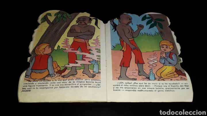 Libros de segunda mano: *La Botella Mágica* Cuento troquelado, Andreu Montull, Ed. Vilmar, Barcelona, año 1972. - Foto 3 - 160568670