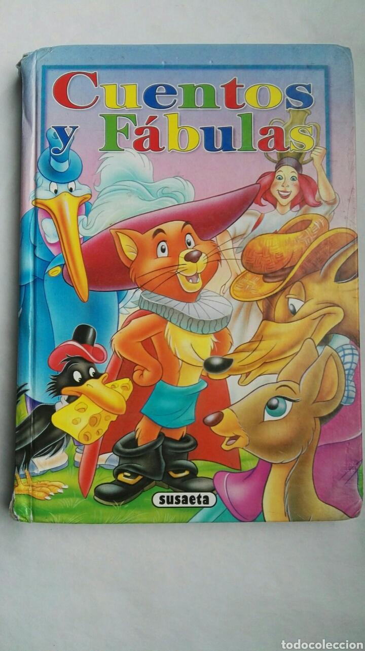 CUENTOS Y FÁBULAS SUSAETA (Libros de Segunda Mano - Literatura Infantil y Juvenil - Cuentos)