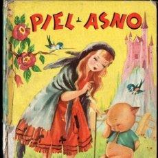 Libros de segunda mano: PIEL DE ASNO - GALAS INFANTILES MATEU, S.F.. Lote 160609646