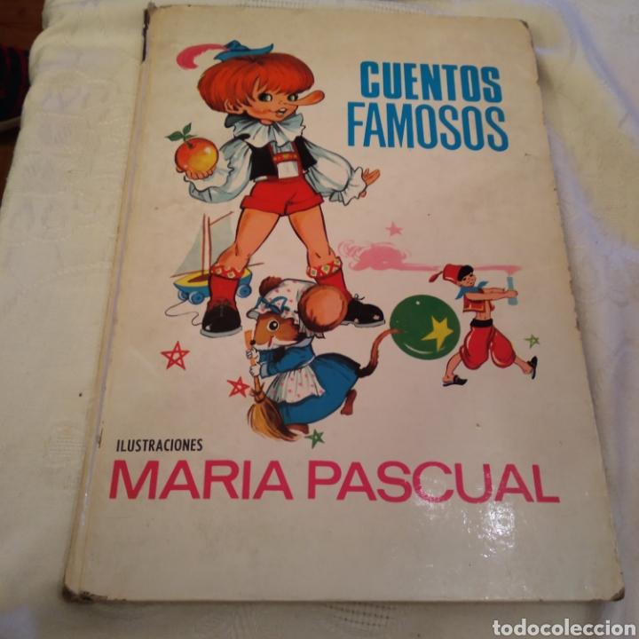 CUENTOS FAMOSOS . MARIA PASCUAL (Libros de Segunda Mano - Literatura Infantil y Juvenil - Cuentos)