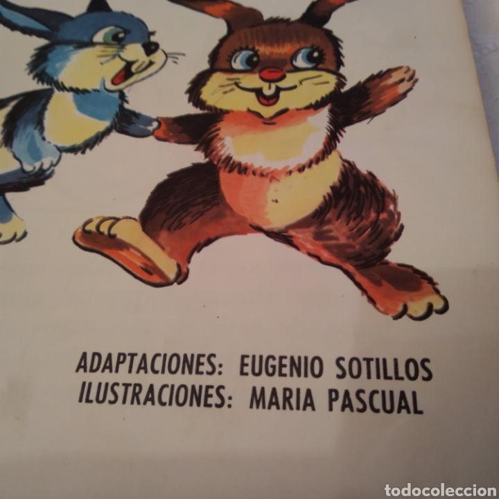 Libros de segunda mano: CUENTOS FAMOSOS . MARIA PASCUAL - Foto 6 - 160646821