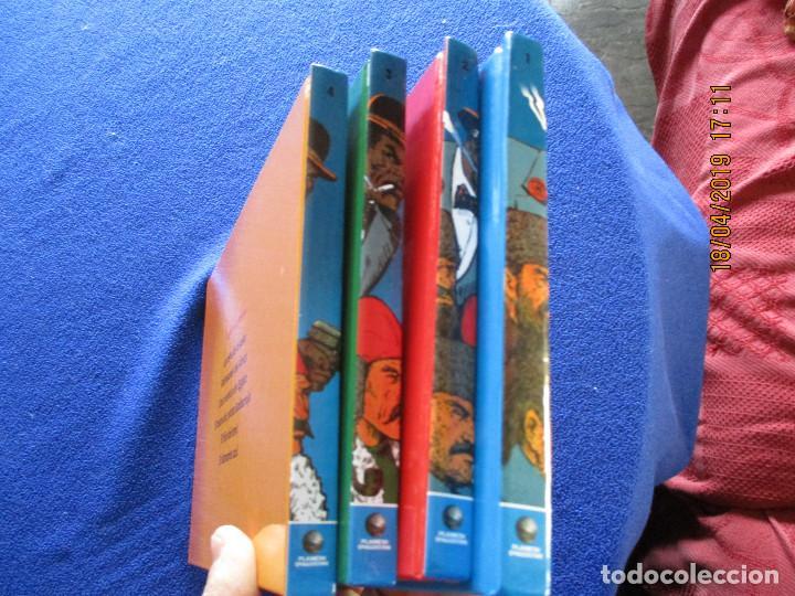 Libros de segunda mano: ROBERTO ALCÁZAR Y PEDRIN 4 Tomos Editorial Planeta DeAgostini 2010 - Foto 2 - 160680054
