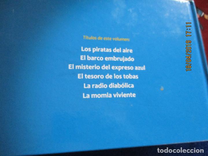 Libros de segunda mano: ROBERTO ALCÁZAR Y PEDRIN 4 Tomos Editorial Planeta DeAgostini 2010 - Foto 5 - 160680054