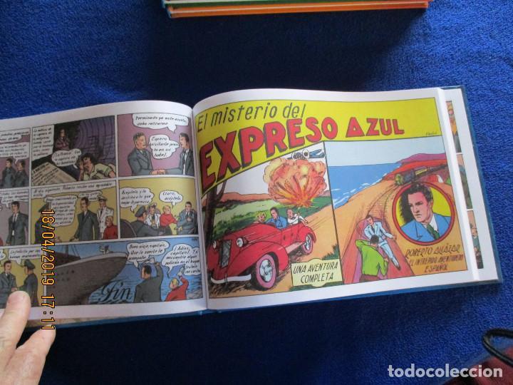 Libros de segunda mano: ROBERTO ALCÁZAR Y PEDRIN 4 Tomos Editorial Planeta DeAgostini 2010 - Foto 7 - 160680054