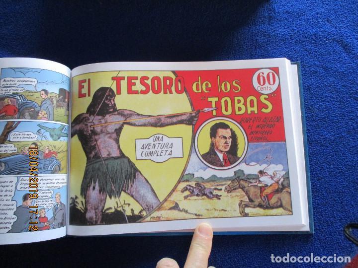 Libros de segunda mano: ROBERTO ALCÁZAR Y PEDRIN 4 Tomos Editorial Planeta DeAgostini 2010 - Foto 9 - 160680054