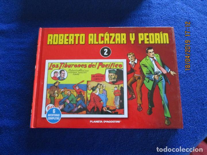 Libros de segunda mano: ROBERTO ALCÁZAR Y PEDRIN 4 Tomos Editorial Planeta DeAgostini 2010 - Foto 11 - 160680054