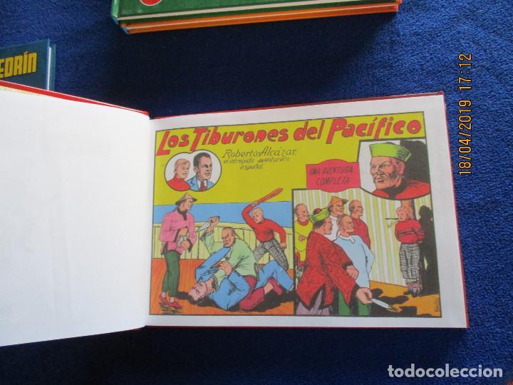Libros de segunda mano: ROBERTO ALCÁZAR Y PEDRIN 4 Tomos Editorial Planeta DeAgostini 2010 - Foto 12 - 160680054