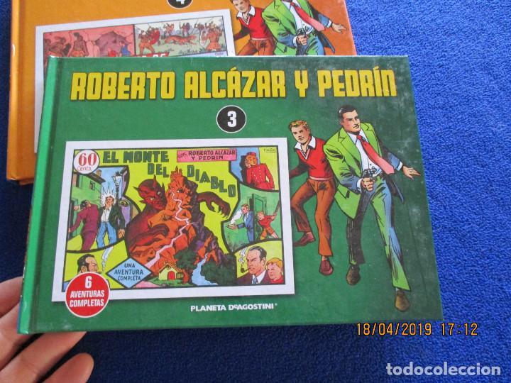 Libros de segunda mano: ROBERTO ALCÁZAR Y PEDRIN 4 Tomos Editorial Planeta DeAgostini 2010 - Foto 14 - 160680054