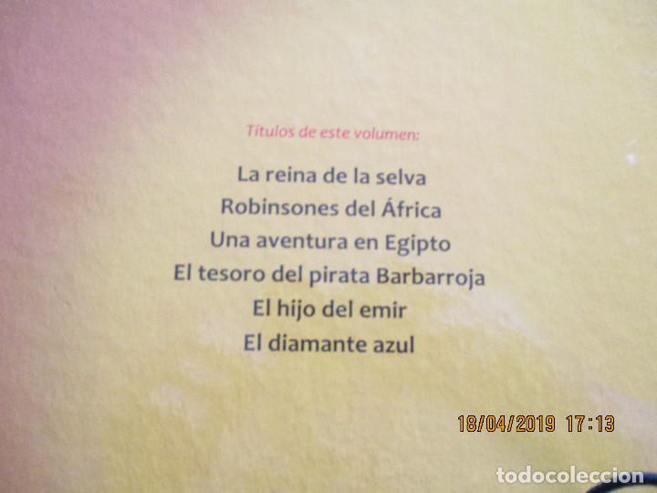 Libros de segunda mano: ROBERTO ALCÁZAR Y PEDRIN 4 Tomos Editorial Planeta DeAgostini 2010 - Foto 16 - 160680054