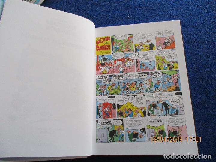 Libros de segunda mano: MORTADELO Y FILEMON Edicion Coleccionista Tomo 1 Ediciones Salvat 2011 - Foto 6 - 160723790