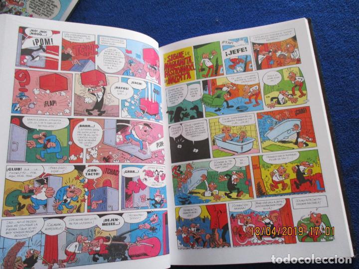Libros de segunda mano: MORTADELO Y FILEMON Edicion Coleccionista Tomo 1 Ediciones Salvat 2011 - Foto 8 - 160723790