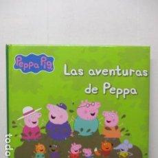Libros de segunda mano: PEPPA PIG. LAS AVENTURAS DE PEPPA - EXCELENTE ESTADO.. Lote 160742942