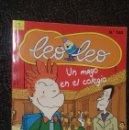 Libros de segunda mano: LIBRO COLECCION LEO LEO UN MAGO EN EL COLEGIO NUMERO 240. Lote 160768001