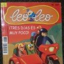 Libros de segunda mano: LIBRO DE LA COLECCION LEO LEO TRES DIAS ES MUY POCO NUMERO 237. Lote 160812136