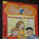Libros de segunda mano: LIBRO COLECCION LEO LEO LOS NEGOCIOS DE ERNESTO NUMERO 207. Lote 160813805