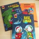Libros de segunda mano: COLECCIÓN FUTURA - WALT DISNEY - PRIMERA EDICIÓN 1982. Lote 161164954