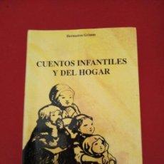 Libros de segunda mano: CUENTOS INFANTILES Y DEL HOGAR HERMANOS GRIMM MANDALA EDICIONES 1992. Lote 161471110