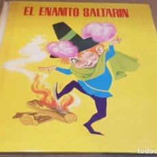 Libros de segunda mano: EL ENANITO SALTARÍN / ROSER BARRUFET / EDITORIAL ROMA-1965 / BUEN ESTADO.. Lote 161495018