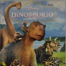 Libros de segunda mano: DINOSAURIO - Nº 10- GRANDES CLASICOS DE ORO DISNEY. Lote 161803562