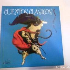 Libros de segunda mano: CUENTOS CLASICOS VOL. AZUL - LEER, JUGAR Y APRENDER - 5 CUENTOS - CASTELLANO - ED. PIRUETA. Lote 162409258