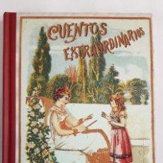 Libros de segunda mano: CUENTOS EXTRAORDINARIOS. SATURNINO CALLEJA.. Lote 162635442