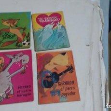 Libros de segunda mano - LIBROS DE CUENTOS - TOTAL 4 - - 162654578