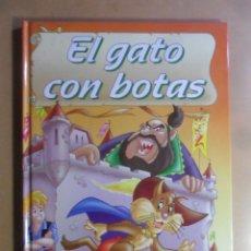 Libros de segunda mano: EL GATO CON BOTAS - ED. GRAFALCO - 1999. Lote 163001746