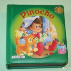 Libros de segunda mano: PINOCHO *** LIBRO CUENTO INFANTIL ILUSTRADO *** TODOLIBRO. Lote 163077566
