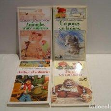Libros de segunda mano: LOTE DE CUATRO LIBROS DE ALTEA MASCOTA - VER TÍTULOS. Lote 163299722