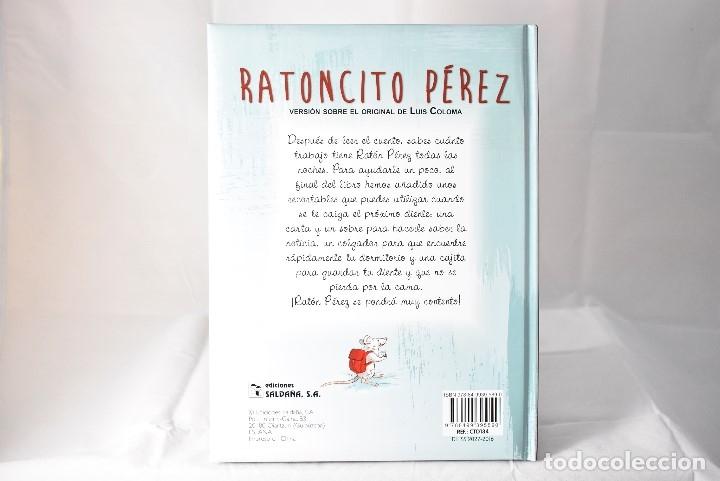 Libros de segunda mano: RATONCITO PÉREZ - Foto 2 - 163342594