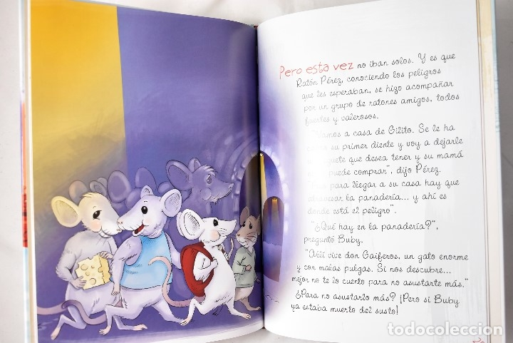 Libros de segunda mano: RATONCITO PÉREZ - Foto 3 - 163342594