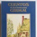 Libros de segunda mano: CUENTOS DE LOS HERMANOS GRIMM - PLAZA JOVEN - ILUSTRACIONES VITTORIO ACCORNERO. Lote 163510962