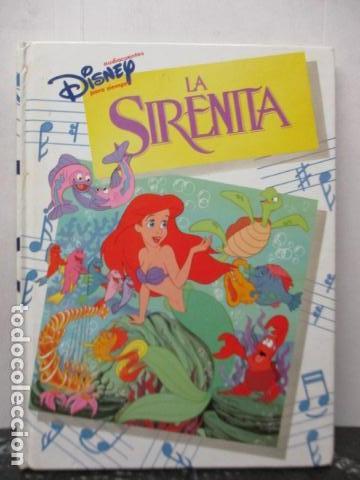 LA SIRENITA - DISNEY (Libros de Segunda Mano - Literatura Infantil y Juvenil - Cuentos)