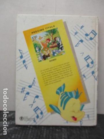 Libros de segunda mano: LA SIRENITA - DISNEY - Foto 7 - 263100510