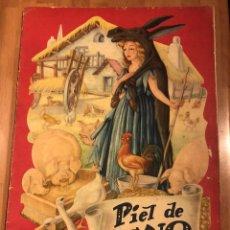 Libros de segunda mano: CUENTO PIEL DE ASNO.EDITORIAL FHER. Lote 163589846
