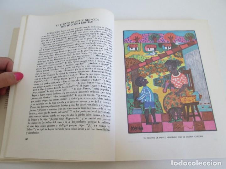 Libros de segunda mano: CUENTOS DE CIPOTES. SALARRUE. MINISTERIO DE EDUCACION DIRECCION DE PUBLICACIONES 1976 - Foto 10 - 163615430