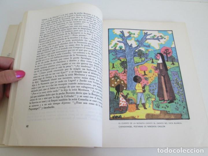 Libros de segunda mano: CUENTOS DE CIPOTES. SALARRUE. MINISTERIO DE EDUCACION DIRECCION DE PUBLICACIONES 1976 - Foto 11 - 163615430