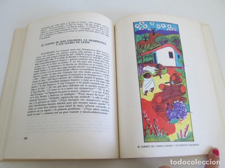 Libros de segunda mano: CUENTOS DE CIPOTES. SALARRUE. MINISTERIO DE EDUCACION DIRECCION DE PUBLICACIONES 1976 - Foto 12 - 163615430