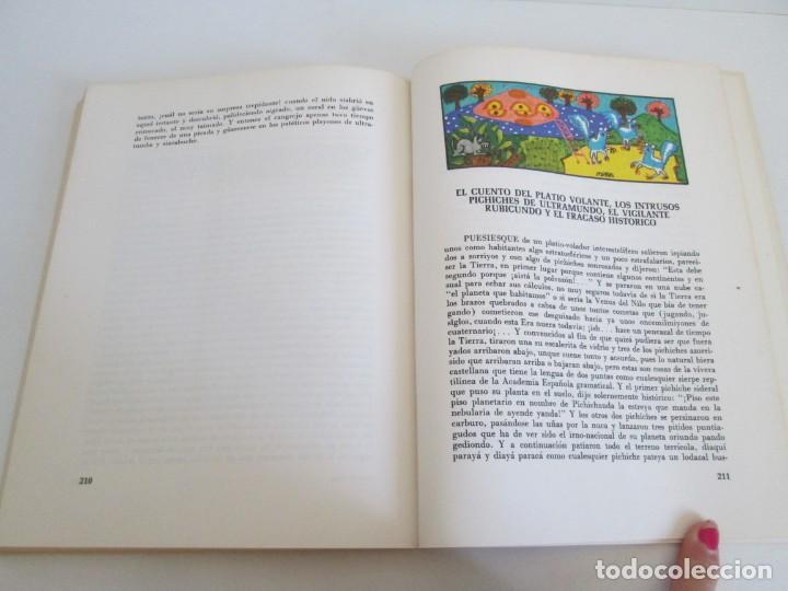 Libros de segunda mano: CUENTOS DE CIPOTES. SALARRUE. MINISTERIO DE EDUCACION DIRECCION DE PUBLICACIONES 1976 - Foto 13 - 163615430