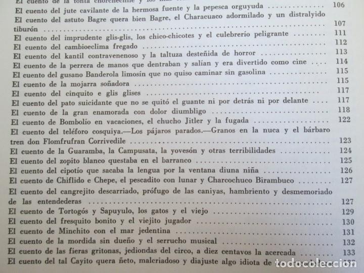 Libros de segunda mano: CUENTOS DE CIPOTES. SALARRUE. MINISTERIO DE EDUCACION DIRECCION DE PUBLICACIONES 1976 - Foto 17 - 163615430