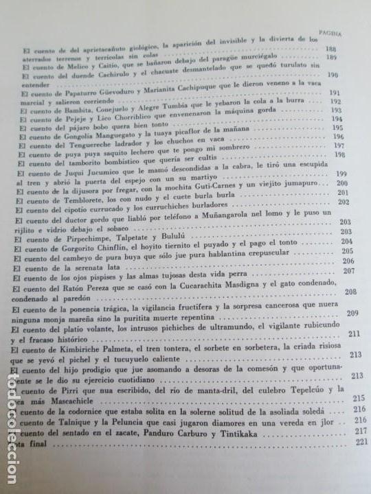 Libros de segunda mano: CUENTOS DE CIPOTES. SALARRUE. MINISTERIO DE EDUCACION DIRECCION DE PUBLICACIONES 1976 - Foto 20 - 163615430