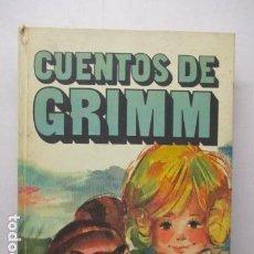 Libros de segunda mano: CUENTOS DE GRIMM . EDITORIAL JUVENTUD . Lote 163619874