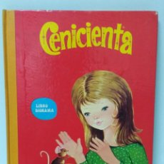 Libros de segunda mano: LIBRO CUENTO CENICIENTA DIORAMA EDITORIAL ROMA BARCELONA INFANTIL TAPA DURA. Lote 164634994