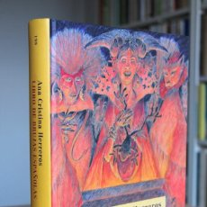 Libros de segunda mano: ANA CRISTINA HERREROS - LIBRO DE BRUJAS ESPAÑOLAS. ILUSTRACIONES DE JESÚS GABÁN - SIRUELA. Lote 164682350
