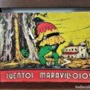 Libros de segunda mano: CUENTOS MARAVILLOSOS. HUERTAS VENTOSA. EDITORIAL VIVES. BARCELONA. S/F.. Lote 165154414