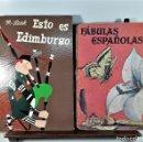 Libros de segunda mano: EDITORIAL MOLINO. 2 EJEMPLARES. VARIOS AUTORES. BARCELONA. 1942/1967.. Lote 165189602