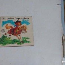 Libros de segunda mano: CUENTOS PICHI - EL OSITO DEPORTISTA - NUMERO 30 -. Lote 165201378