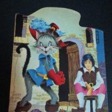 Libros de segunda mano: CUENTO TROQUELADO EL GATO CON BOTAS MAISAL Nº 19. Lote 165229518